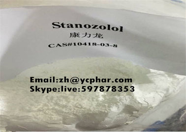 চীন Conversion Oral Anabolic Steroids Hormone Stanozolol ( Winstrol ) For Bodybuilding সরবরাহকারী