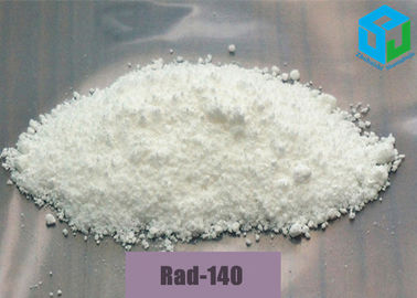 চীন Custom Pharmaceutical SARMS Steroids Selective Androgen Receptor Modulators RAD-140 কারখানা