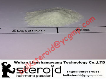 চীন Sustanon 250 Mixed Raw Steroid Powders Omnadren / Sustanon 250 For Bodybuilding পরিবেশক