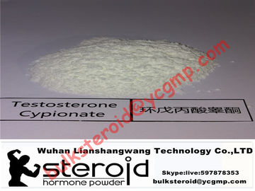 চীন Healthy Testosterone Cypionate CAS 58-20-8 Body Health Fitness For Bodybuilder পরিবেশক