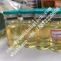 চীন Enanject 600 Primoteston Depot Testosterone Enanthate 600MG/ML Test E 315-37-7 কারখানা